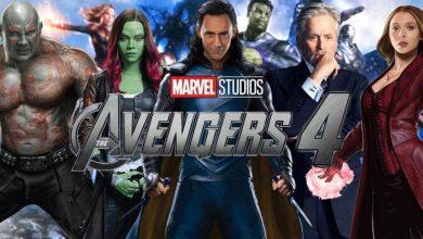 "Photo of ""Avengers 4"" يتخطى 100 مليون دولار في الصين خلال يوم واحد"