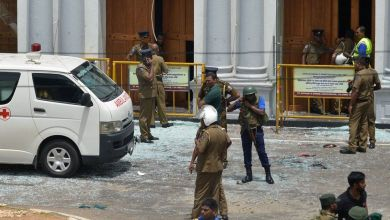Photo of سريلانكا- اعتقال 8 أشخاص على صلة بسلسلة التفجيرات