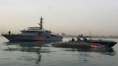 Photo of مصرع وإصابة 11 شرطيًا كويتيًا إثر انقلاب زورق لخفر السواحل