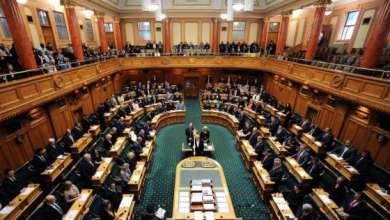 Photo of جدل حول وجود شخص يغتصب النساء داخل برلمان نيوزلندا