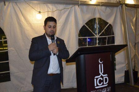 عادل معزب عضو المجلس التربوي في مدينة ديربورن