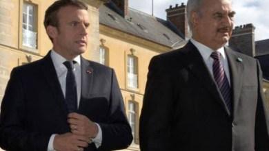 Photo of ماكرون يجتمع مع حفتر الأسبوع المقبل.. وكونتي يدعوه لوقف إطلاق النار