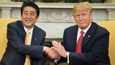 Photo of محادثات تجارية بين طوكيو وواشنطن الشهر الجاري