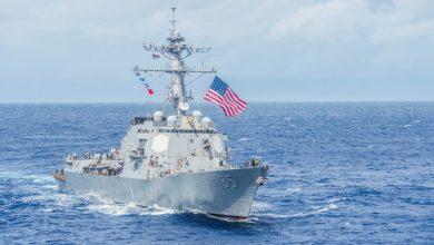 Photo of بكين تحتج بشدة على إبحار سفينة أمريكية بالمياه المتنازع عليها في بحر الصين الجنوبي