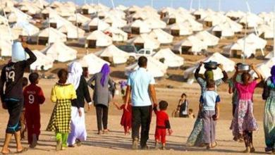 Photo of 28 مليون شخص نزحوا نتيجة الكوارث والنزاعات في 2018