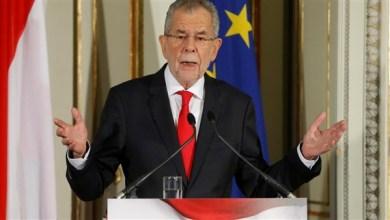 Photo of الرئيس النمساوي يعتزم إقالة كورتس وحكومته وتعيين مستشار مؤقت