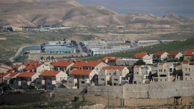 Photo of بناء 20 ألف وحدة استيطانية بالضفة الغربية منذ تسلم نتنياهو الحكم