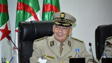 Photo of رئيس الأركان الجزائري: الحوار هو طريق الخروج من الأزمة الحالية