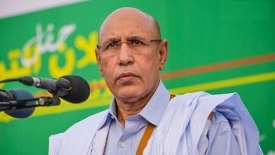 Photo of مرشح الحزب الحاكم يعلن فوزه في الانتخابات الرئاسية الموريتانية