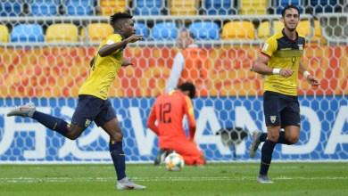 Photo of الإكوادور تتأهل لنصف النهائي مونديال دون 20 عامًا