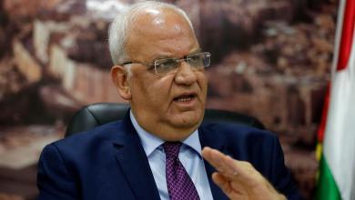 Photo of عريقات: أية خطة تسعى لإنهاء القضية الفلسطينية وإلغاء وجود شعبها مرفوضة