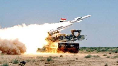 Photo of هجوم صاروخي إسرائيلي يستهدف مواقع سورية