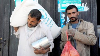 Photo of برنامج الأغذية العالمي ينفي إرسال أغذية فاسدة إلى اليمن