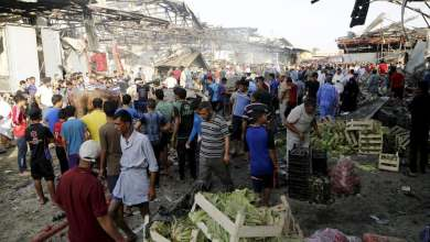 Photo of 27 قتيلاً وجريحًا في تفجير انتحاري استهدف مسجدًا بالعراق