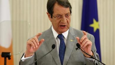 Photo of الرئيس القبرصي يعلن استعداده لاستئناف محادثات السلام مع تركيا