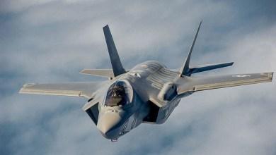 """Photo of البنتاجون: بدء تعطيل تدريب الطيارين الأتراك على تحليق """"إف-35"""""""