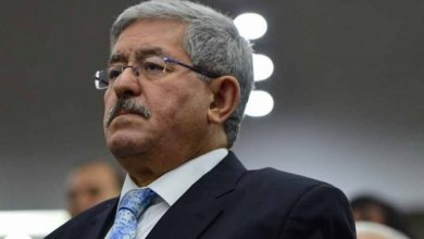 """Photo of المحكمة العليا بالجزائر تأمر بحبس رئيس الوزراء السابق """"أويحيى"""""""