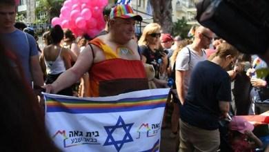 Photo of وزير العدل الإسرائيلي يقود مسيرة للشواذ في تل أبيب