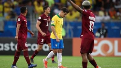 Photo of مدرب فنزويلا: التعادل مع البرازيل بكوبا أمريكا نتيجة تاريخية