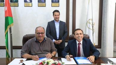 Photo of اتفاقية تعاون بين نقابة الفنانين الأردنيين وإدارة مهرجان جرش