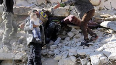 Photo of المرصد السوري: مقتل وإصابة 26 مدنيًا في قصف جوي على ريف إدلب