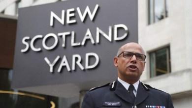Photo of الشرطة البريطانية تحذر وسائل الإعلام من نشر وثائق حكومية مُسرّبة