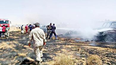 Photo of مقتل وإصابة 16 في انفجار سيارة مفخخة ببنغازي بينهم قائد العمليات الخاصة