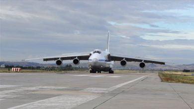Photo of وصول خامس طائرة روسية محملة بمعدات «إس.400» إلى تركيا