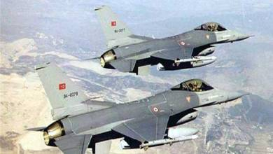 Photo of مقتل 15 مسلحًا كرديًا فى غارات تركية