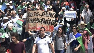 """Photo of الجزائر تشهد حالة تأهب قصوى تحسبًا لـ""""مليونية الاستقلال"""""""