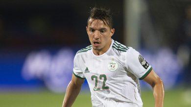 Photo of الجزائري إسماعيل بن ناصر أفضل لاعب في كأس الأمم الإفريقية