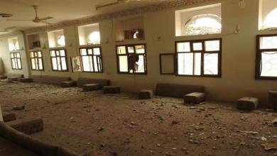 Photo of استهداف منزل محافظ مأرب شرق اليمن