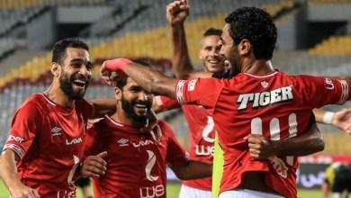 Photo of الأهلي بطلًا للدوري المصري والزمالك في المركز الثاني