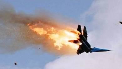 Photo of الجيش الليبي يسقط طائرة حربية كانت تحاول قصف ترهونة