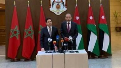 Photo of الأردن والمغرب تؤكدان ضرورة تفعيل الدور العربى لحل الأزمة الليبية