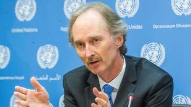 Photo of مبعوث الأمم المتحدة لسوريا: نقترب من تشكيل اللجنة الدستورية