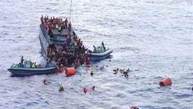 Photo of مفوضية اللاجئين تخشى من وفاة 80 مهاجرًا غرق قاربهم قبالة تونس