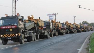 Photo of وصول دفعة جديدة من التعزيزات العسكرية التركية إلى الحدود مع سوريا