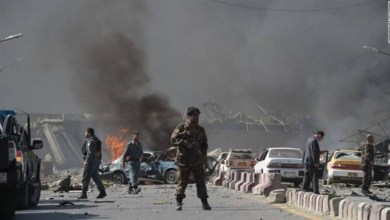 Photo of انفجار يهز إقليم باكتيا في أفغانستان