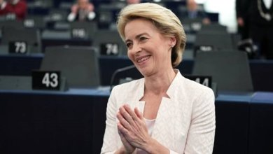 Photo of الألمانية أورسولا فون دير لايين أول امرأة تترأس المفوضية الأوروبية