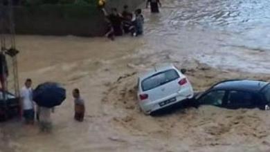 Photo of تضرر 228 ألف شخص بسبب الفيضانات والعواصف شرقي الصين