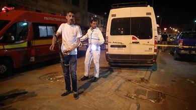 Photo of إرهابي يفجر نفسه في حي التضامن بتونس عقب محاصرته من قوات الأمن