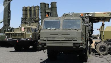 Photo of تركيا تتسلم الشحنة الثامنة مكونات نظام الدفاع الجوي الروسي S-400