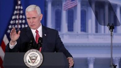 Photo of نائب الرئيس الأمريكي: لا نريد حربًا مع إيران