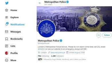 Photo of تعرض حساب شرطة لندن على تويتر للقرصنة