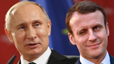 Photo of ماكرون يستضيف بوتين في فرنسا قبل قمة مجموعة السبع