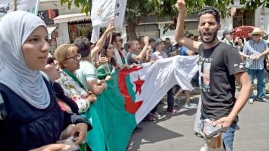 Photo of دعوات متصاعدة لحل حزب جبهة التحرير الوطني الحاكم في الجزائر