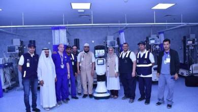 Photo of السعودية تطلق تقنية الروبوت للاستشارات الطبية في موسم الحج لأول مرة