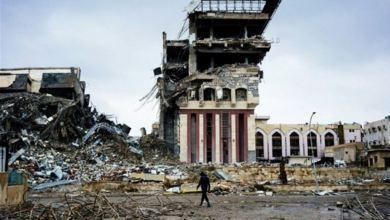 Photo of أمريكا توقع مذكرة تفاهم لإعادة إعمار العراق