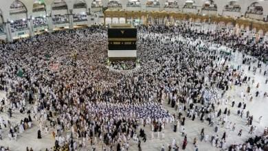 Photo of تشييع 58 جنازة في الحرم المكي بالسعودية
